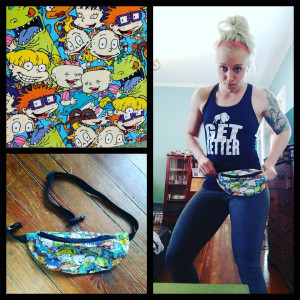 Fanny Pack  $40.00