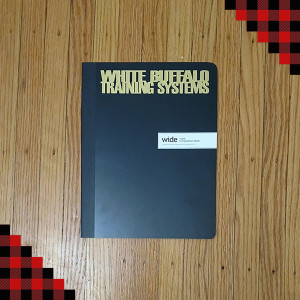 Training Notebook  $8.00